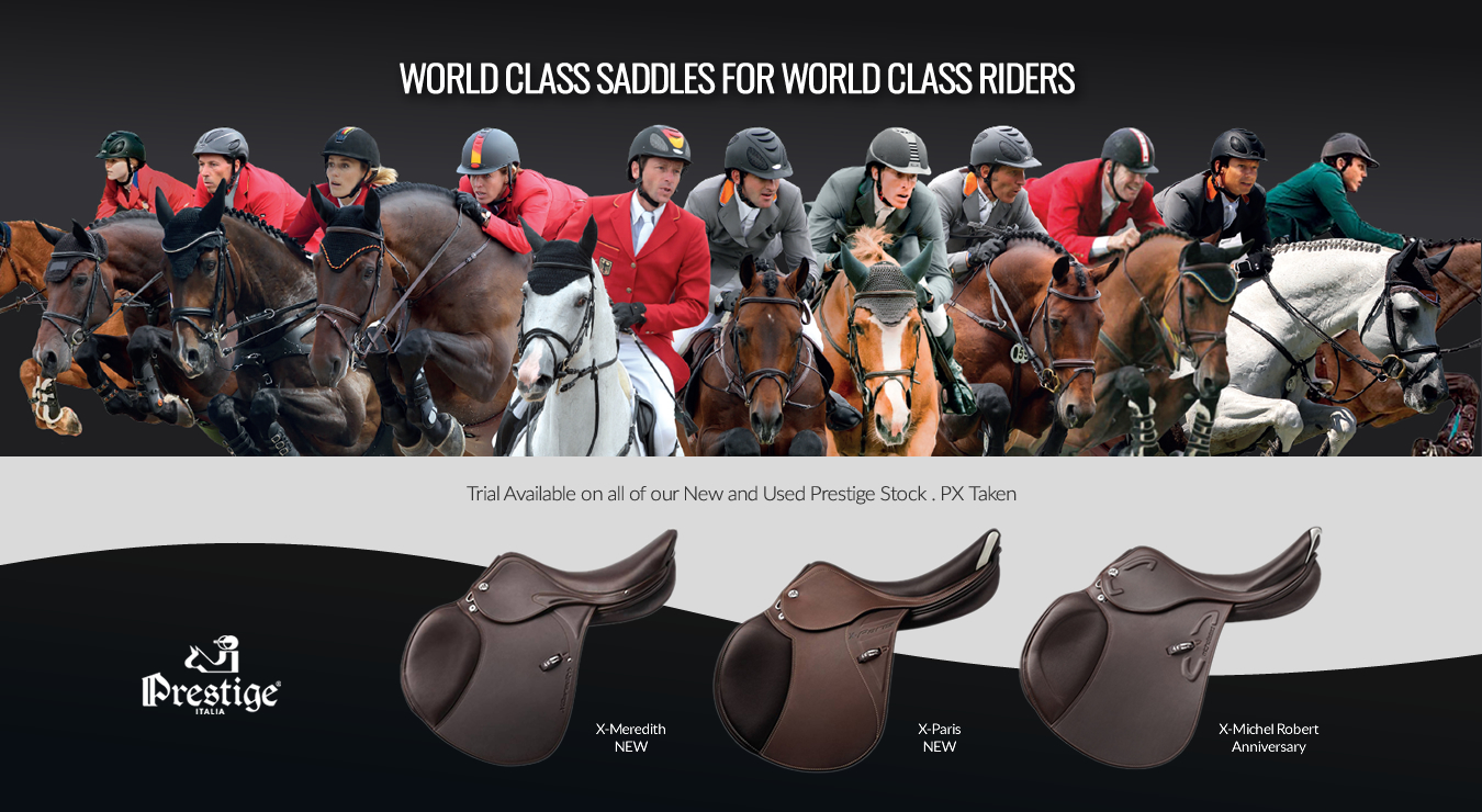 Horse Heaven Saddlery | Stockist of prestige saddles